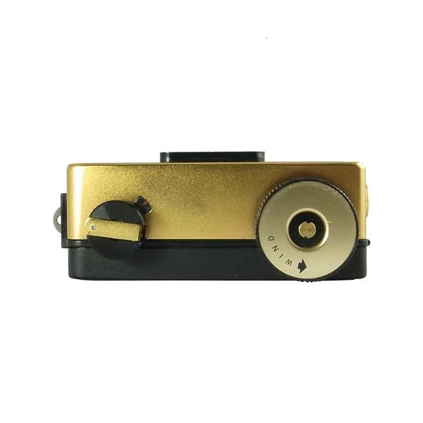 Ricoh Auto Half (Gold Limited Edition)