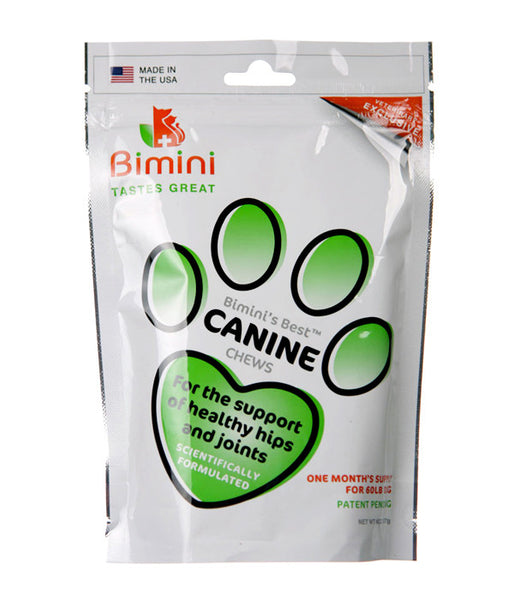 Bimini's Best Dog Hip & Joint Health Supplement