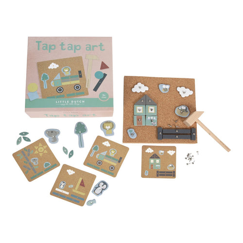 Tap Tap Art Set - Little Dutch