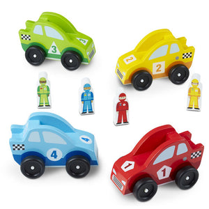 Race Car Vehicle Set - Melissa & Doug