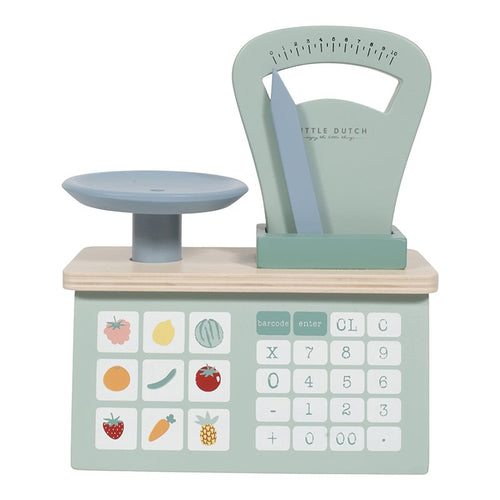 Wooden Scale - Little Dutch