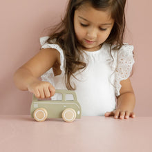 Load image into Gallery viewer, Toy Wooden Vehicle - Bus - Little Dutch