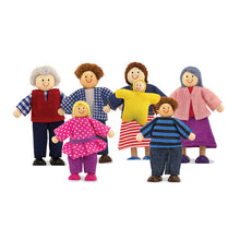 Load image into Gallery viewer, Wooden Doll Family - Melissa & Doug