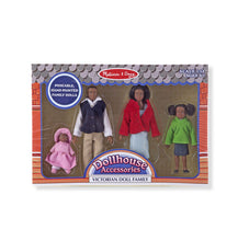Load image into Gallery viewer, Victorian Doll Family - Melissa & Doug