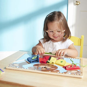 Basic Skills Board - Melissa & Doug