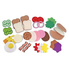 Load image into Gallery viewer, Felt Sandwich Set - Melissa & Doug