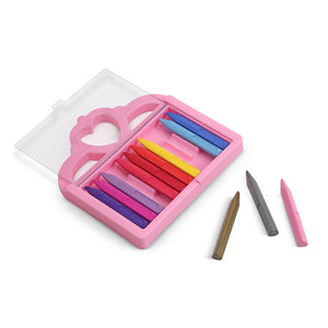 Princess Crayon Set - 12 Colours - Melissa & Doug