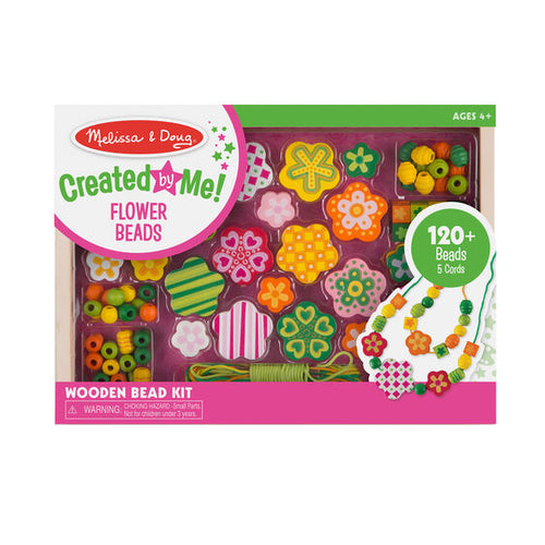Flower Power Bead Set - Melissa & Doug