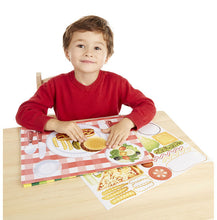 Load image into Gallery viewer, Make a Meal - Sticker Pad - Melissa & Doug