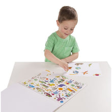 Load image into Gallery viewer, 500 + Sticker Collection - Blue - Melissa & Doug