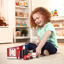 Load image into Gallery viewer, Keys & Cars Rescue Garage - Melissa & Doug