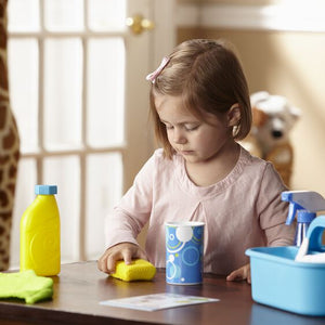 Let's Play House! Spray, Squirt & Squeegee Play Set - Melissa & Doug