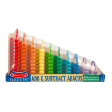 Load image into Gallery viewer, Add & Subtract Abacus - Classic Toy - Melissa & Doug