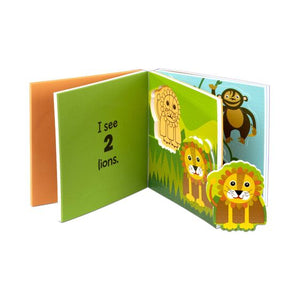 Soft Shapes Book - Counting - Melissa & Doug
