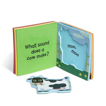 Load image into Gallery viewer, Soft Shapes Book - Farm - Melissa & Doug