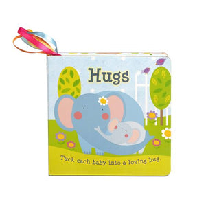 Hugs: Tuck Each Baby Book - Melissa & Doug