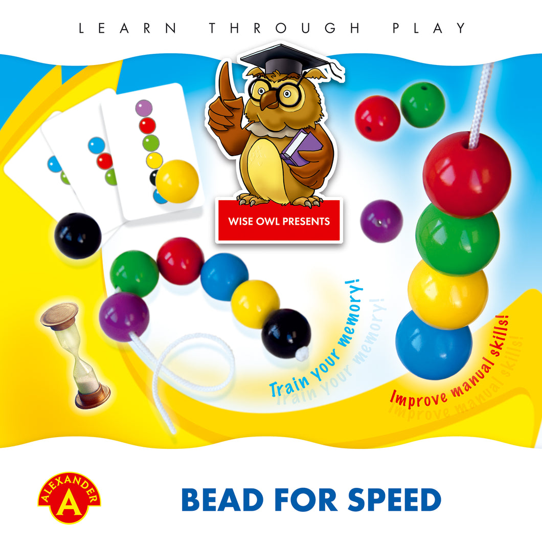 Bead for Speed - Wise Owl