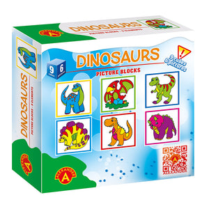 Picture Blocks - Dinosaurs