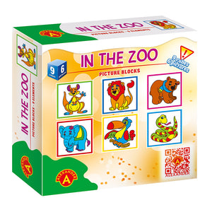Picture Blocks - Zoo
