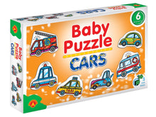 Load image into Gallery viewer, Toddler Car Puzzle