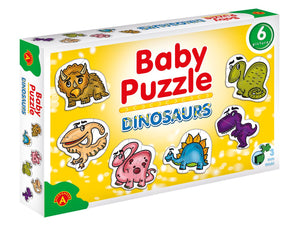 Toddler Dinosaur Puzzle