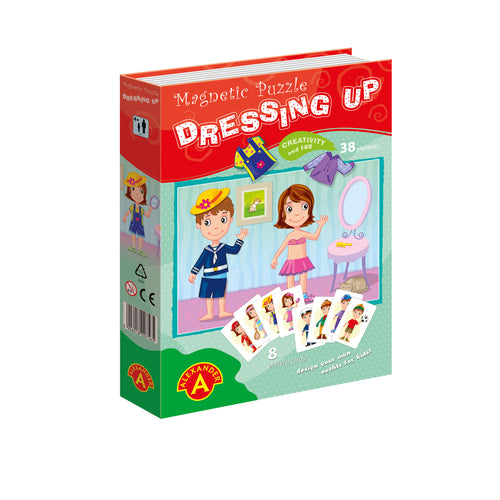 Magnetic Puzzle: Dressing Up