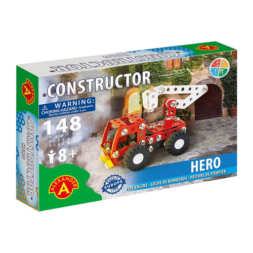 Hero Fire Engine - Constructor