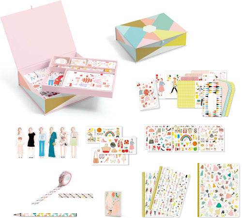 Tinou Stationary Set - Djeco