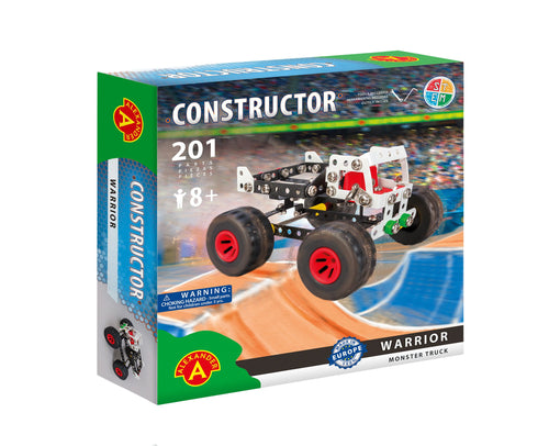 Warrior Monster Truck - Constructor