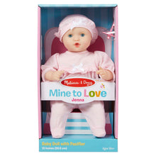 Load image into Gallery viewer, Baby Doll - Jenna - Melissa & Doug