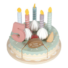 Load image into Gallery viewer, Wooden Party Cake - Little Dutch
