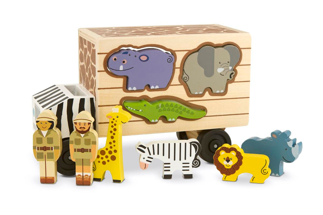 Animal Rescue Play Set - Melissa & Doug