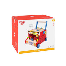 Load image into Gallery viewer, Sturdy Walker Tool Bus - Tooky Toy