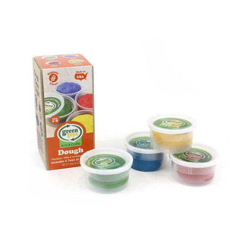 Organic Dough - Green Toys (100% Recycled Plastic)