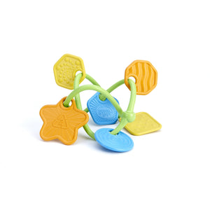 Twist Teether Toy - Green Toys (100% Recycled Plastic)