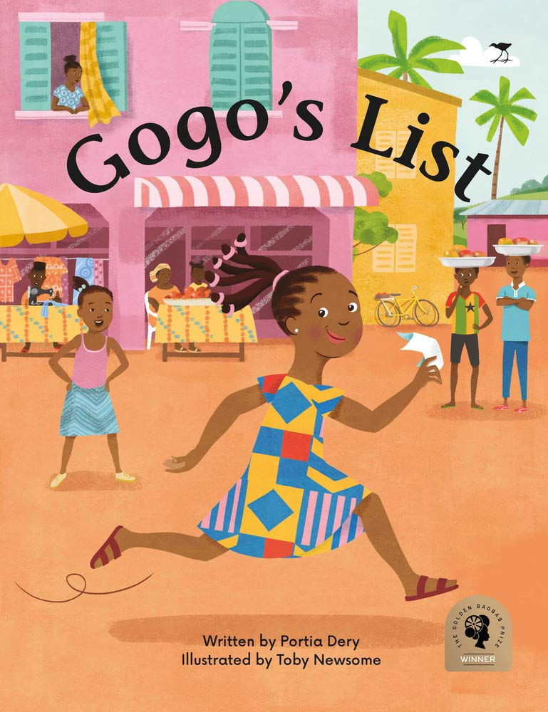 Gogo's List by Portia Dery