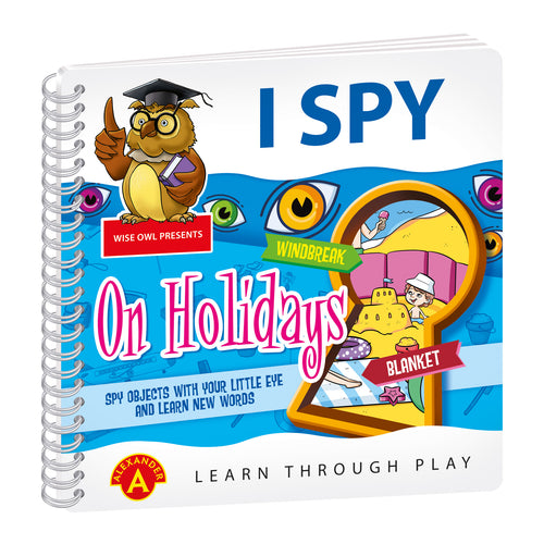 I Spy - On Holiday