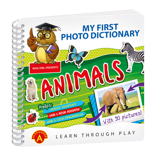 My First Photo Dictionary - Animals