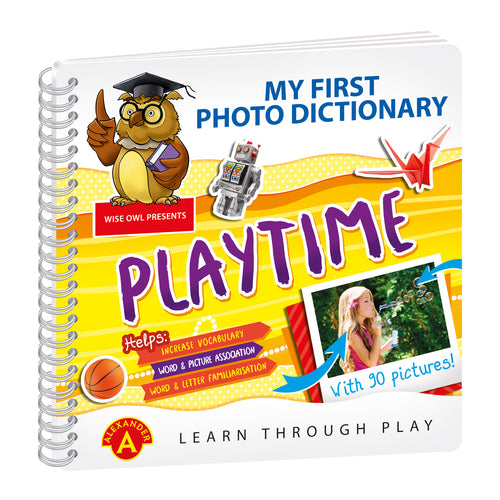 My First Photo Dictionary - Playtime