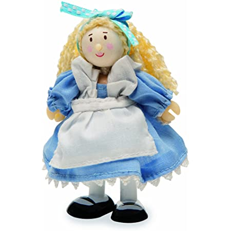 Alice in Wonderland Doll - Budkins - Le Toy Van