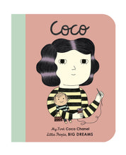 Load image into Gallery viewer, Coco Chanel by Maria Isabel Sanchez Vegara - Board Book