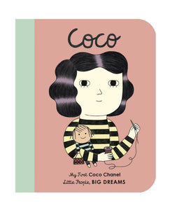Coco Chanel by Maria Isabel Sanchez Vegara - Board Book