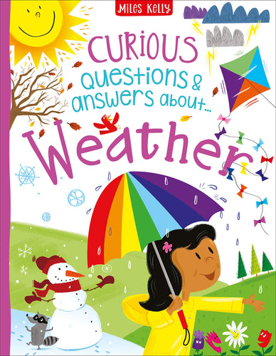 Curious Questions & Answers about The Weather - Hard Cover