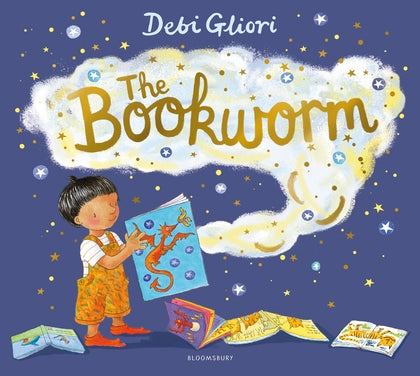 The Bookworm by Debi Gliori - Hardcover