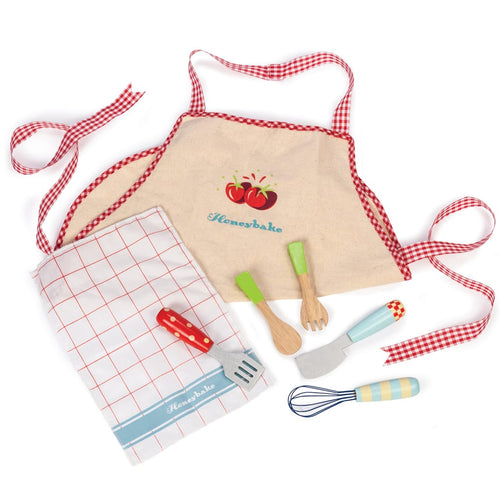 Apron & Utensil Set  - Le Toy Van