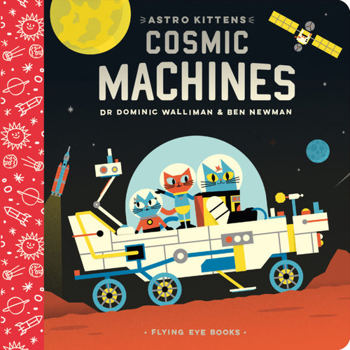 Astro Kittens: Cosmic Machines