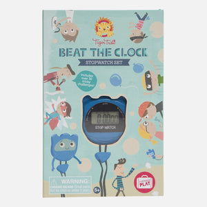 Beat the Clock - Stopwatch Set - Tiger Tribe