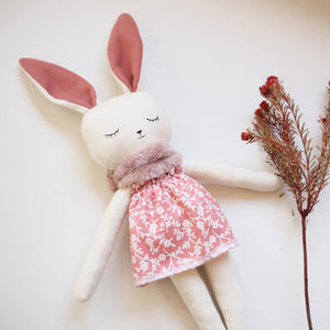 Heirloom Bunny - Rose - Charlie Loves