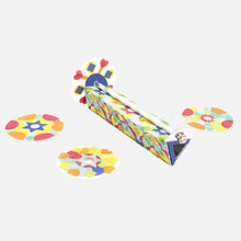 Load image into Gallery viewer, Kaleidoscope Kit - Easy Stick & Play - Tiger Tribe