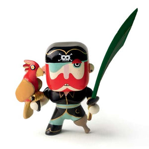 Sam Parrot Toy Pirate - Djeco